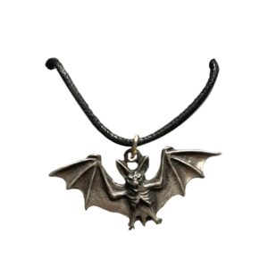 Goth Black Cord Pendants